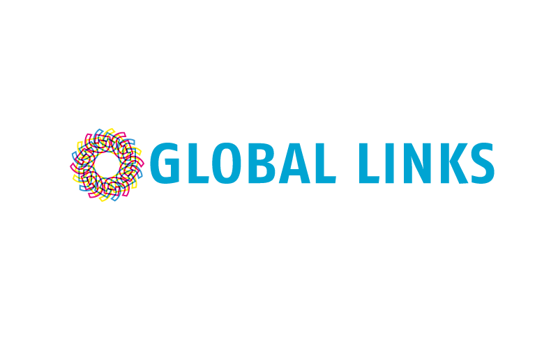 Logodesign global links